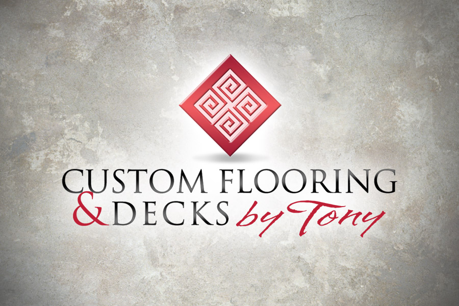 Custom Flooring Logo Design